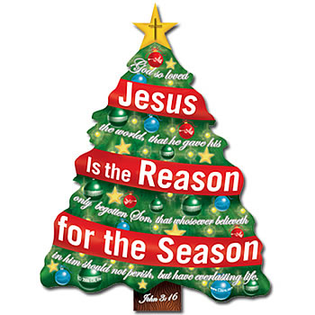 Heuning :: Jesus is the reason for the Christmas season